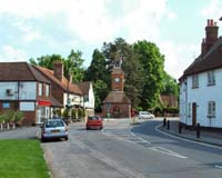Wendover Clock Tower