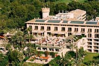 Castillo Hotel Son Vida Majorca