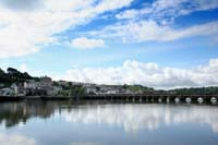 Bideford Devon Long Bridge