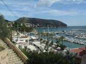 Moraira Port and Marina