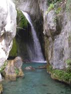 Fuentes de Algar Waterfall Picture