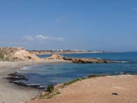 Orihuela Costa Coastline Near Playa Flamenca