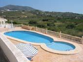 Benitachell Villa Rental