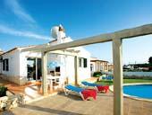 Villa in Cala en Porter Menorca